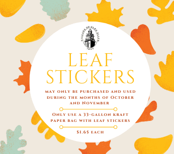 Copy of Leaf Stickers