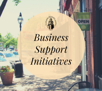 Business Support Initiatives