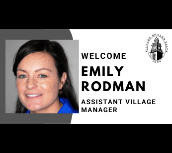 Emily Rodman Welcome