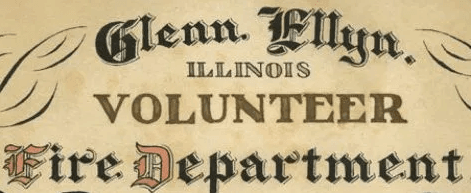 Glen Ellyn Illinois Volunteer Fire Department